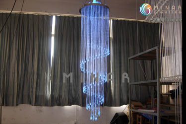 Fiber Optic Chandelier:FOC-012