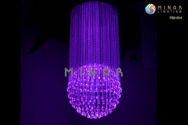 Fiber Optic Chandelier:FOC-014