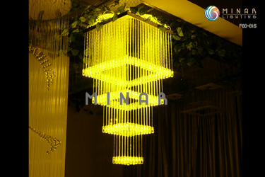 Fiber Optic Chandelier:FOC-015