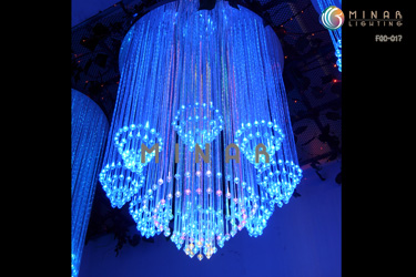 Fiber Optic Chandelier:FOC-017
