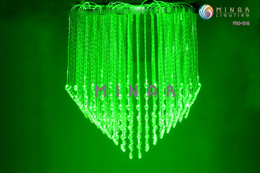 Fiber Optic Chandelier:FOC-018
